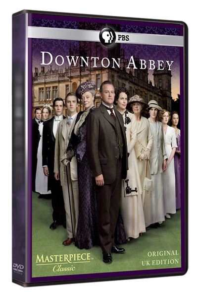 Downton abbey dvd wttw chicago public media television for Downton abbey tour tickets
