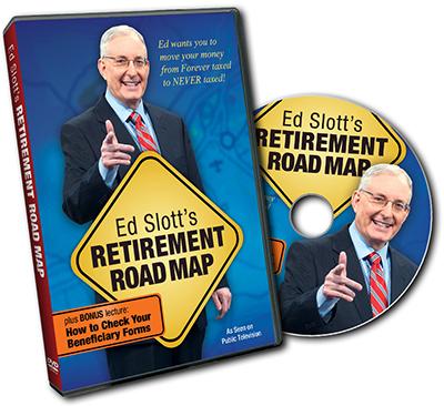 ed slotts retirement roadblocks